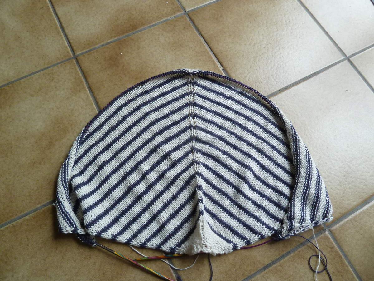 Châle marin (2)