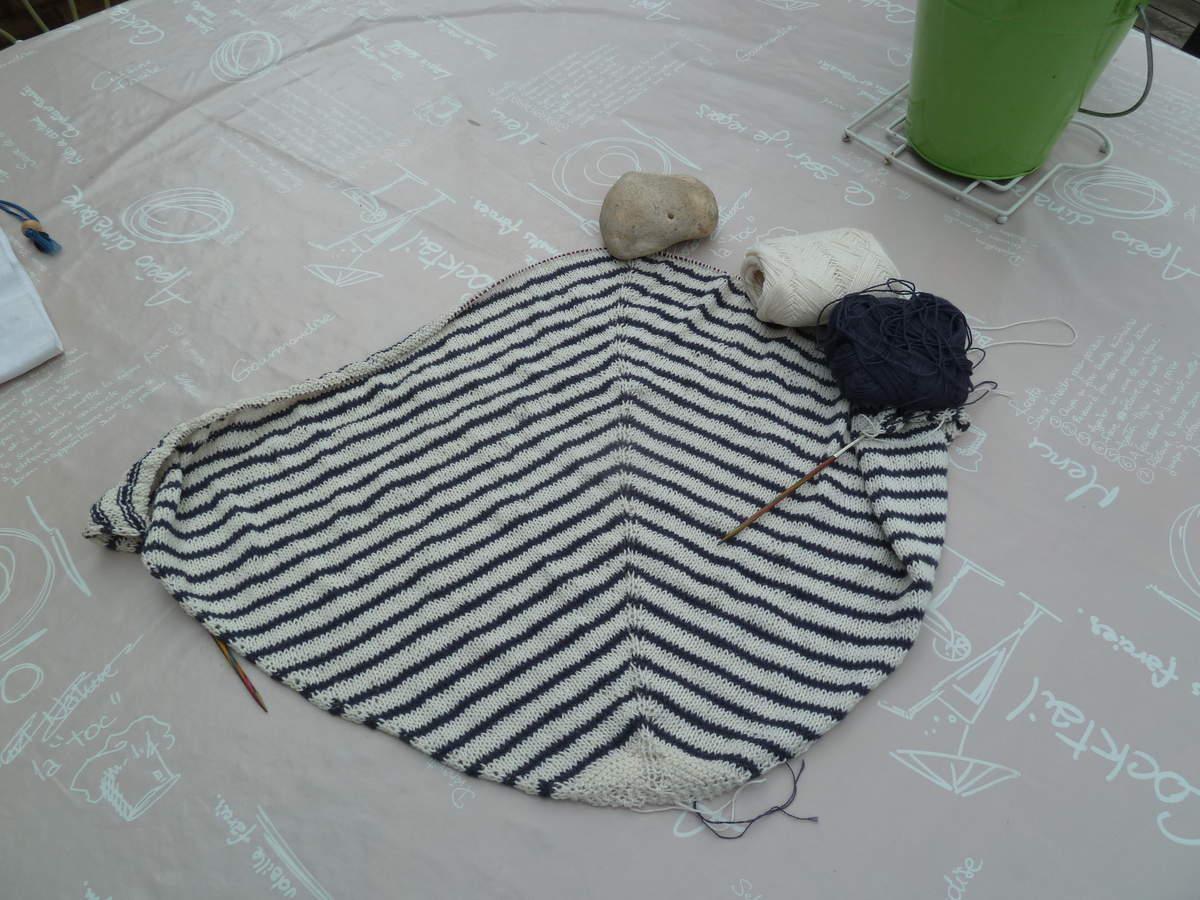 Châle marin (3)